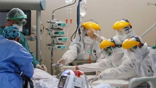 Turkey registers decrease in deaths, new COVID-19 ...