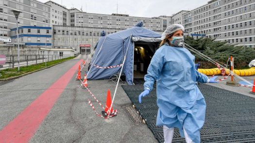 Coronavirus live updates: Washington county declares state ...