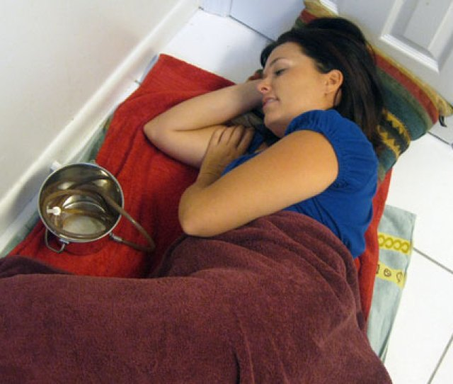 Couple Addicted To Coffee Enemas Up To Four Times A Day