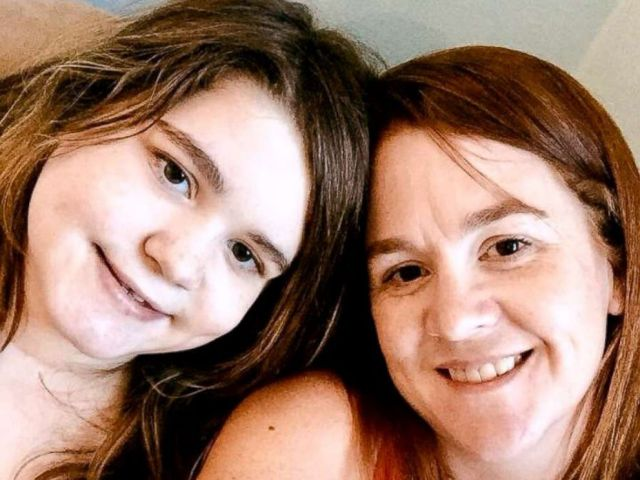 PHOTO: Janet Murnaghan of Florida, fought in 2013 to have a healthcare law changed and on June 15, 2013, her daughter, Sarah Murnaghan, received a lung transplant and is now thriving.