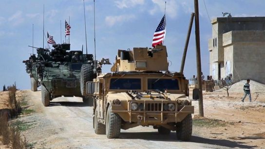 u.s. troops in syria