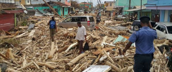 Hurricane Maria leaves trail of death and destruction in ...