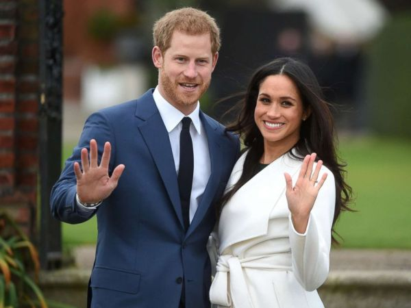 Meghan Markle has already described her dream wedding ...