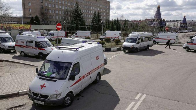 Russia's coronavirus cases expected to soar - ABC News