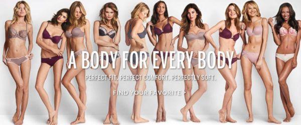 Victoria's Secret Changes Controversial 'Perfect Body ...