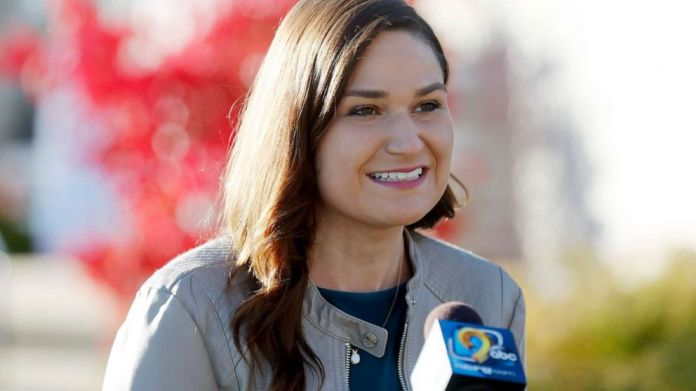 Former Rep. Abby Finkenauer Proclaims Run For Gop Sen. Chuck Grassley'S Iowa Seat