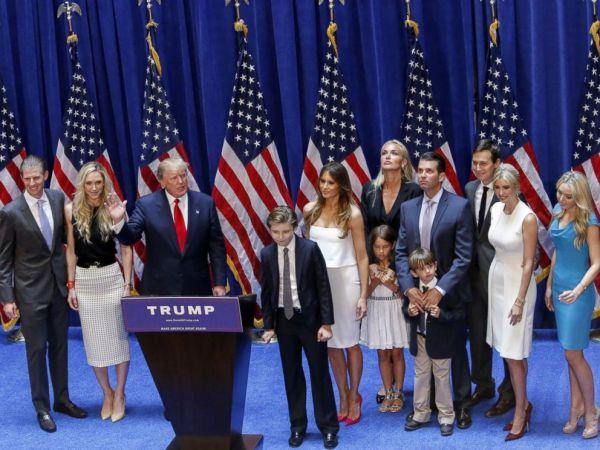 Donald Trump's Children Dish on Their Dad's 'Trumpisms ...