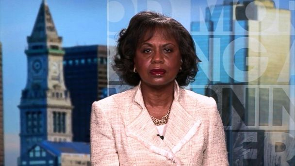 PHOTO: Anita Hill appears on Good Morning America, Sept. 19, 2018.