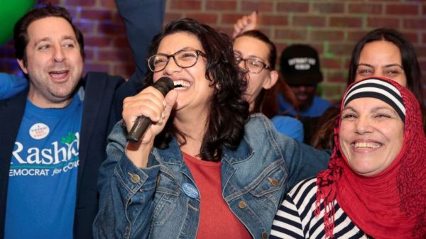 Rashida Tlaib projected to win Michigan Congressional seat ...