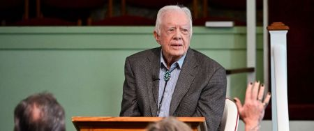 Former President Jimmy Carter Admitted To Hospital For Brain Surgery - ABC  News