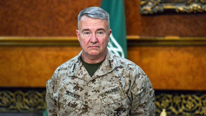Top US Gen. Frank McKenzie continues to see 'heightened risk' from Iran - ABC News