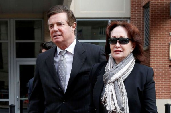 Trump's ex-campaign chairman pleads not guilty to 18-count ...