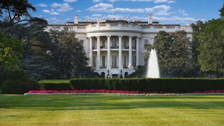 FOTO: El exterior de la Casa Blanca en Washington se muestra aquí en esta foto sin fecha.