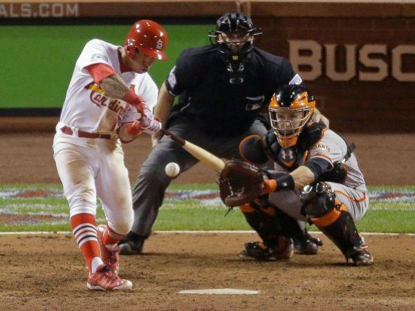 Walk-Off! St. Louis Cardinals Win on Kolten Wong's ...