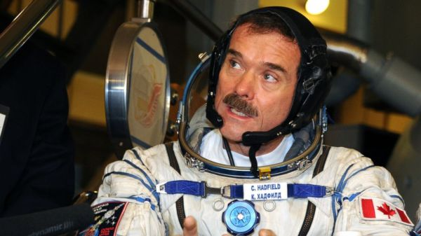 Astronaut Chris Hadfield's 'Guide to Optimism' Will Make ...