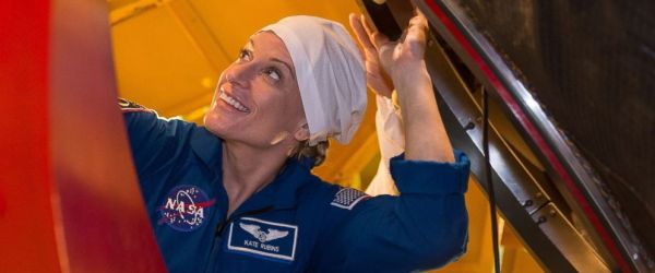 NASA Astronaut Kate Rubins Ready for First Trip to Space ...
