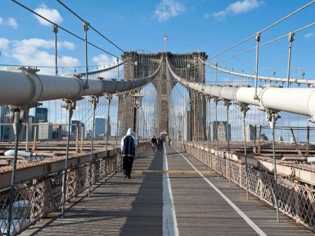 PHOTO: Brooklyn Bridge, New York City
