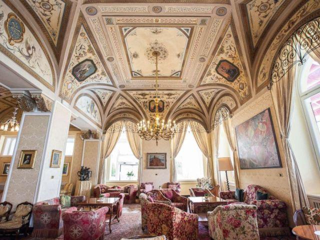 PHOTO: The Grand Hotel Villa Serbelloni is pictured here.