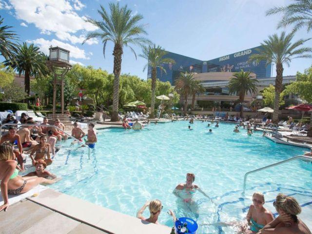 PHOTO: MGM Grand Hotel & Casino