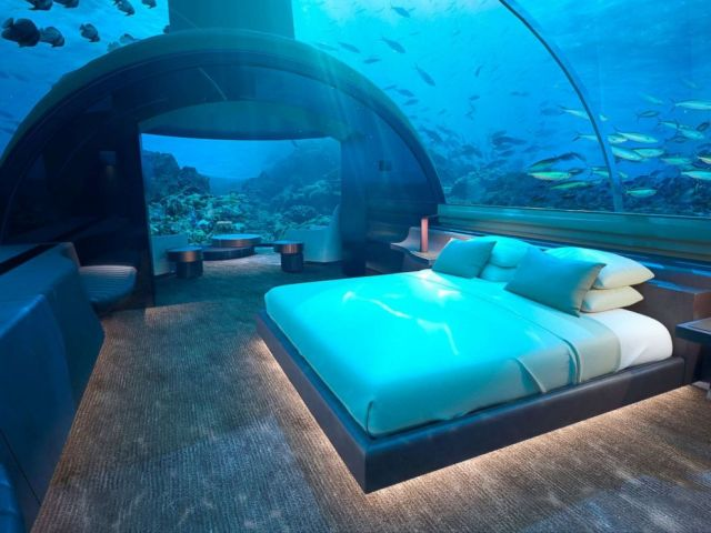 The suite, named The Muraka, will be located at Conrad Maldives Rangali Island and can run guests at least $50,000.