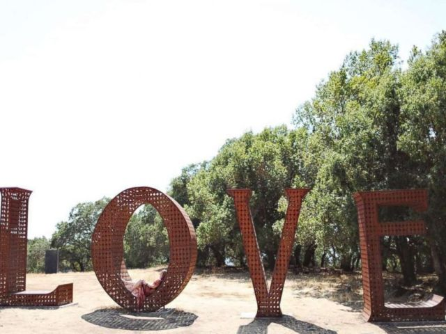 PHOTO: Becky Stavely chose Sonoma as her favorite romantic place.