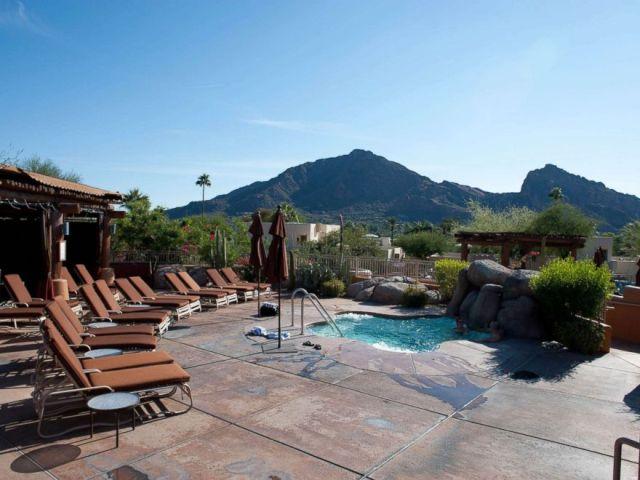 PHOTO: JW Marriott Camelback Inn Scottsdale Resort and Spa