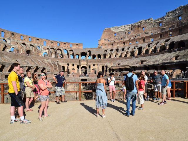 PHOTO: Rome Hop-On, Hop-Off Sightseeing Tour