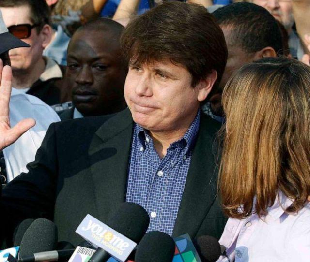 Former Illinois Gov Rod Blagojevich Released After Trump Commutes