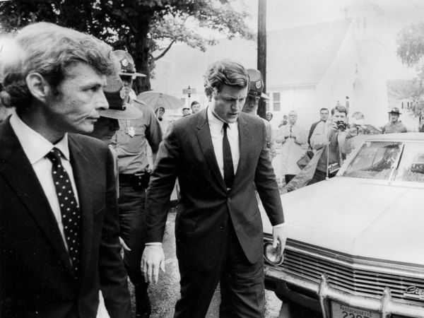 What to know about Ted Kennedy and the death at ...