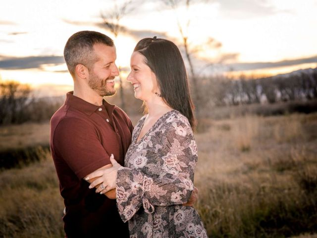 PHOTO: Chris Watts with his wife Shanann. He was sentenced to life without parole in November for her murder, and the murder of his two daughters.