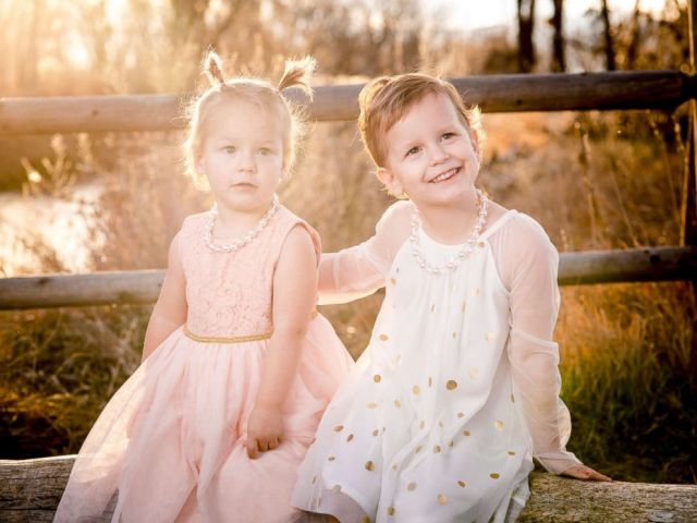 PHOTO: Sisters Celeste, 3 and Bella, 4, were murdered at the hands of their father Chris Watts.