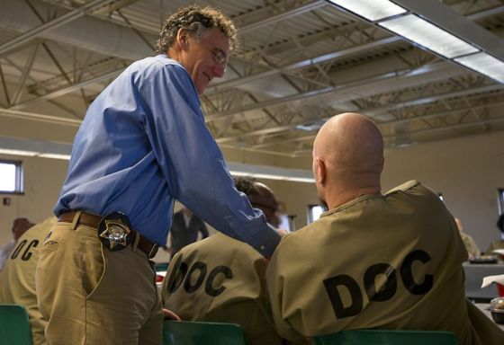 PHOTO: Access to mental health care has been a passion of Cook County Sheriff Tom Dart, whose county seat is Chicago, a city no stranger to gun violence.