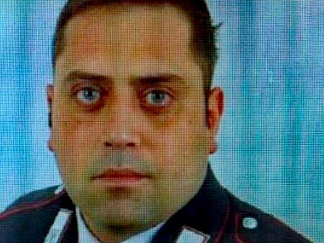 PHOTO: Mario Cerciello Rega, 35, who was stabbed to death in Rome, July 26, 2019.
