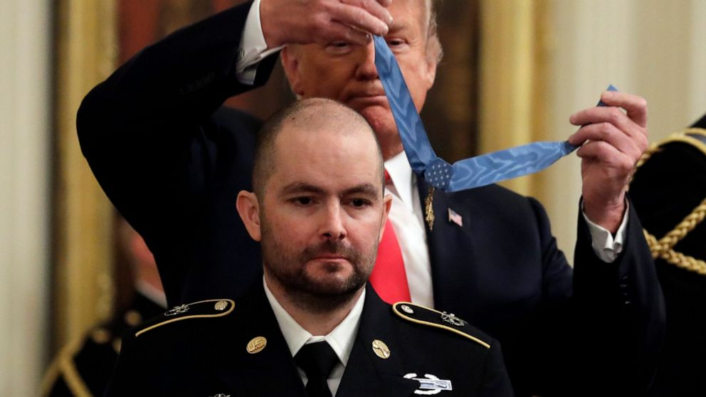 Medal of Honor recipient dies; saved lives in Afghanistan thumbnail