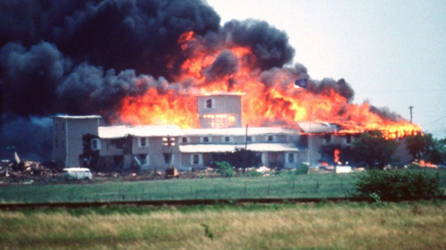 Survivors of 1993 Waco siege describe what happened in fire that ended the  51-day standoff - ABC News