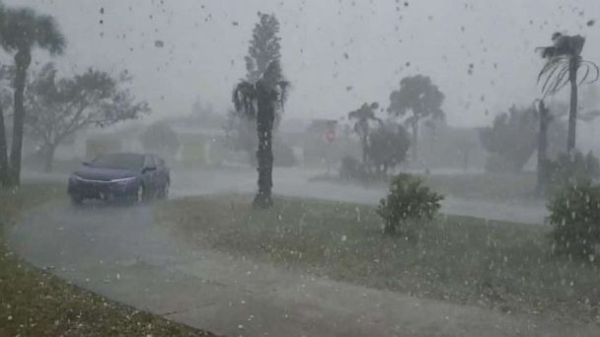 Storm moving across the country with rain, severe weather ...