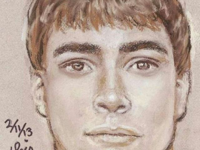 PHOTO: The Harris County Sheriffs Office released this sketch of a man suspected of kidnapping and brutally raping a 16-year-old girl in 2013.