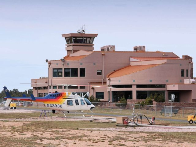 PHOTO: Grand Canyon National Airport is pictured in Arizona, April 3, 2014.