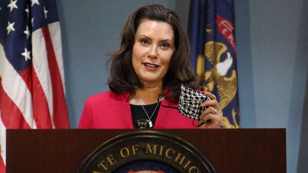 Increased COVID-19 testing in Michigan shows fewer cases as Whitmer again vows vigilance thumbnail