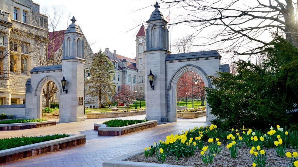 Kesadaran keadilan ras universitas - Indiana University