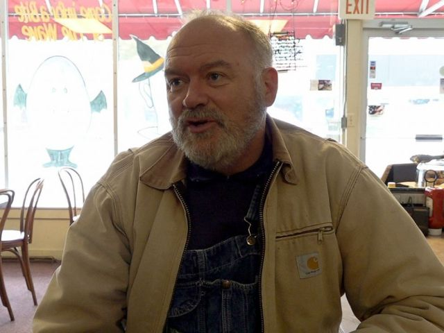 PHOTO: Judd Penny is an Iowa resident, businessman and Army veteran who is concerned about the impeachment hearings.