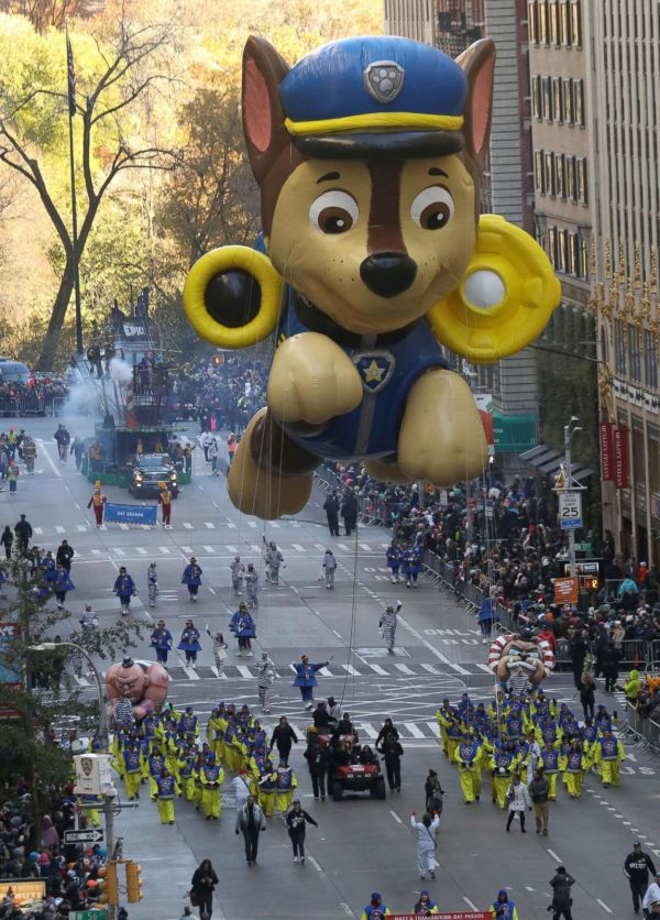 Picture | The 2017 Macy's Thanksgiving Day Parade in ...