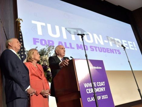 Image for New York University School of Medicine Offers Free Tuition For Its Medical Students