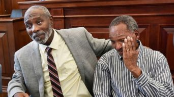 Image result for exonerated black men