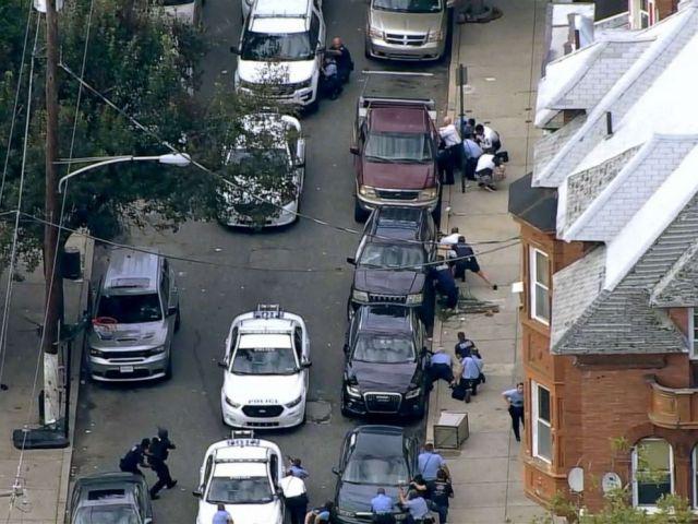 PHOTO: Shooting incident reported in Philadelphia, Aug. 14, 2019.