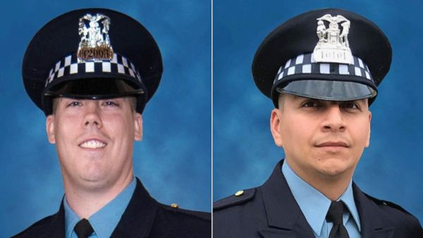 2 Chicago police officers hit, killed by train while ...