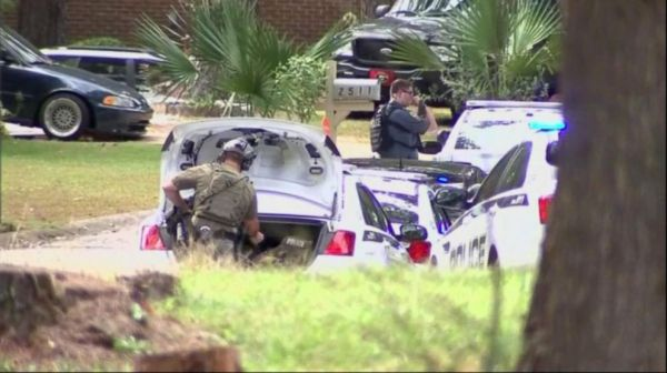 Manhunt underway for 'armed and dangerous' suspect in ...