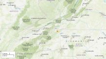 5.1 Magnitude Earthquake Shakes North Carolina-Virginia Border