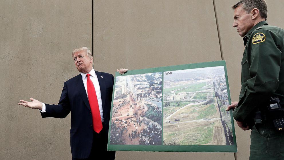 Image Result For Judge Blocks Billion In Funding For President Trumps Border Wall