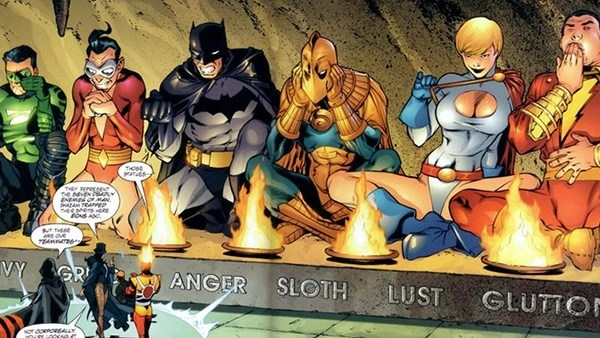 The Seven Enemies of Man2